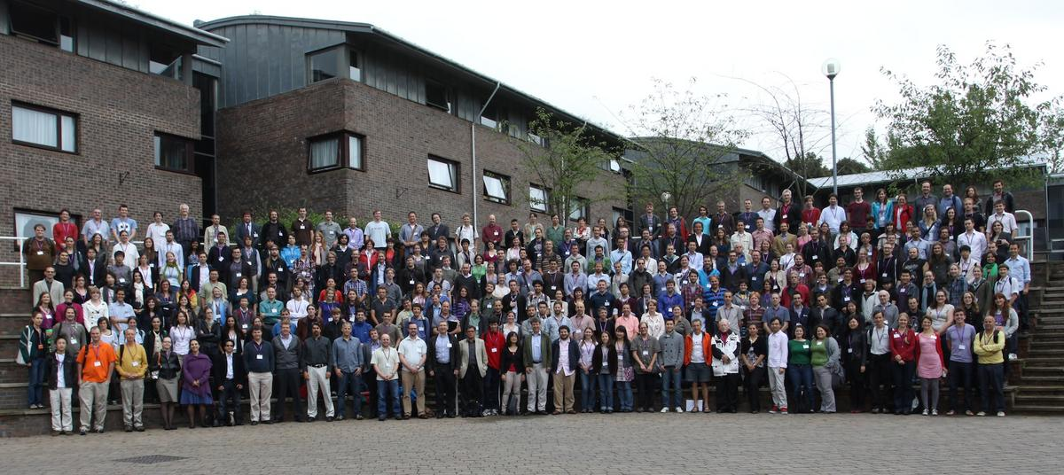 Participants of the Durham Conference. Photo Credits: Conference Organizers.